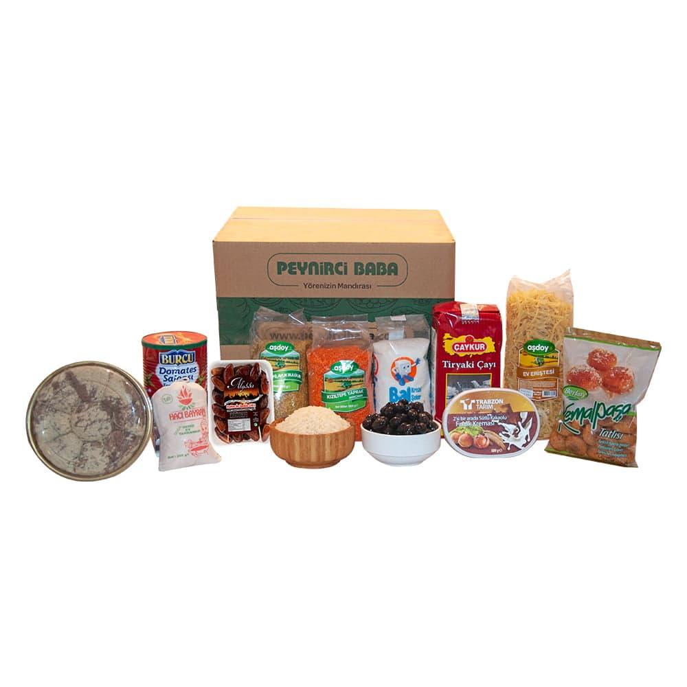 Peynirci Baba Klasik Ramazan Paketi ürünü