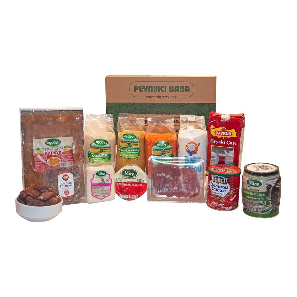 Peynirci Baba Süper Ramazan Paketi ürünü