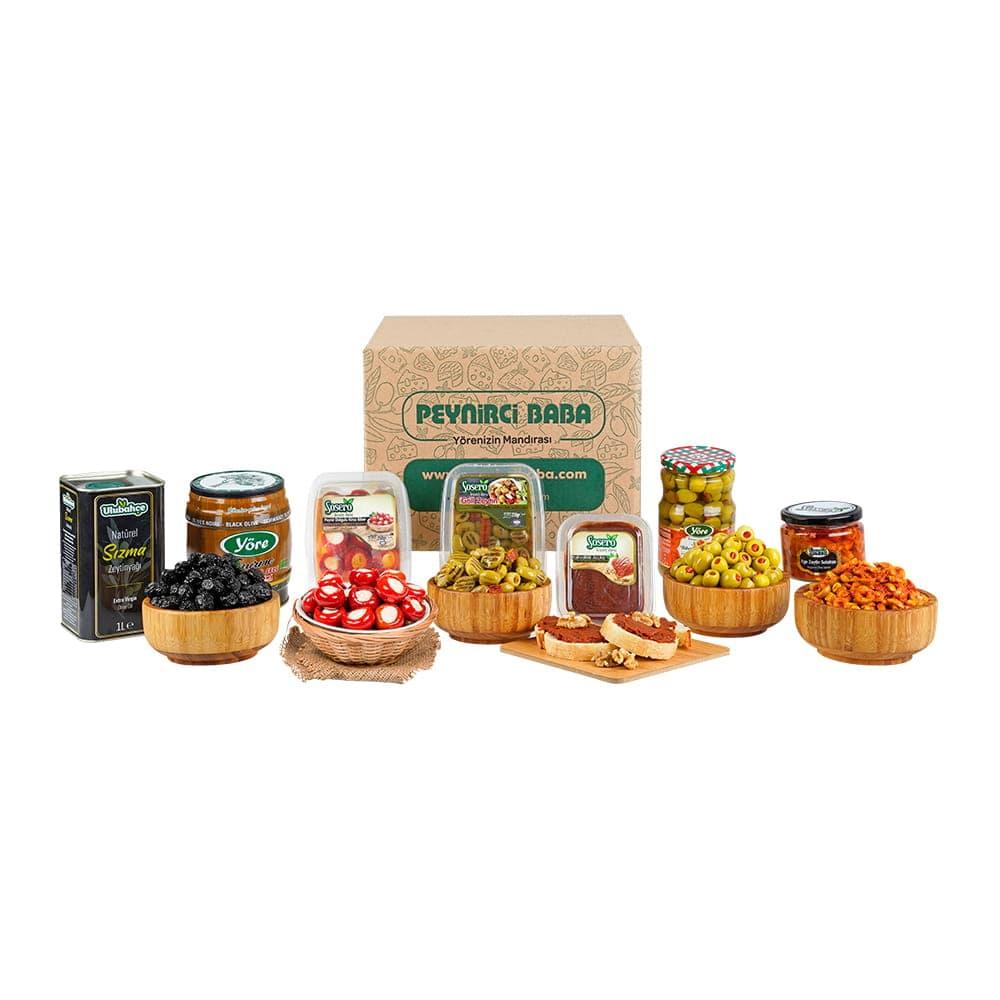 Peynirci Baba Ege Paketi ürünü