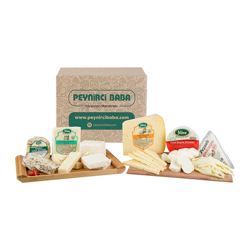 Peynirci Baba Peynir Paketi ürünü