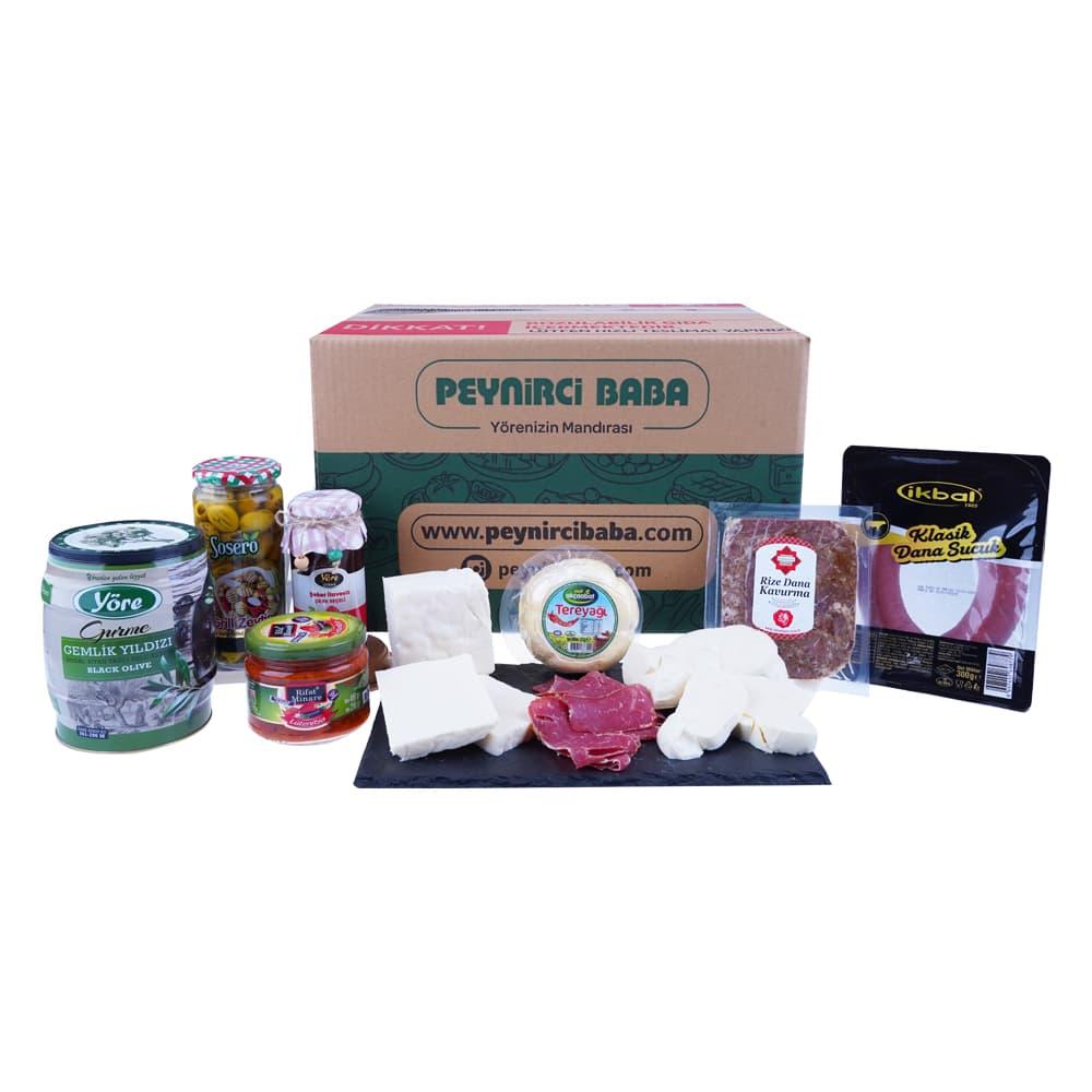 Peynirci Baba Yılbaşı Paketi ürünü