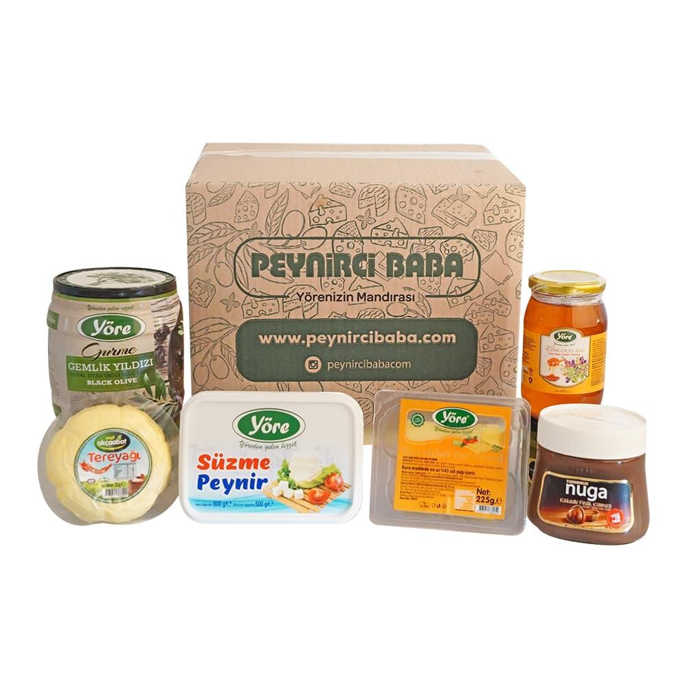 Peynirci Baba Çocuk Kahvaltı Paketi ürünü