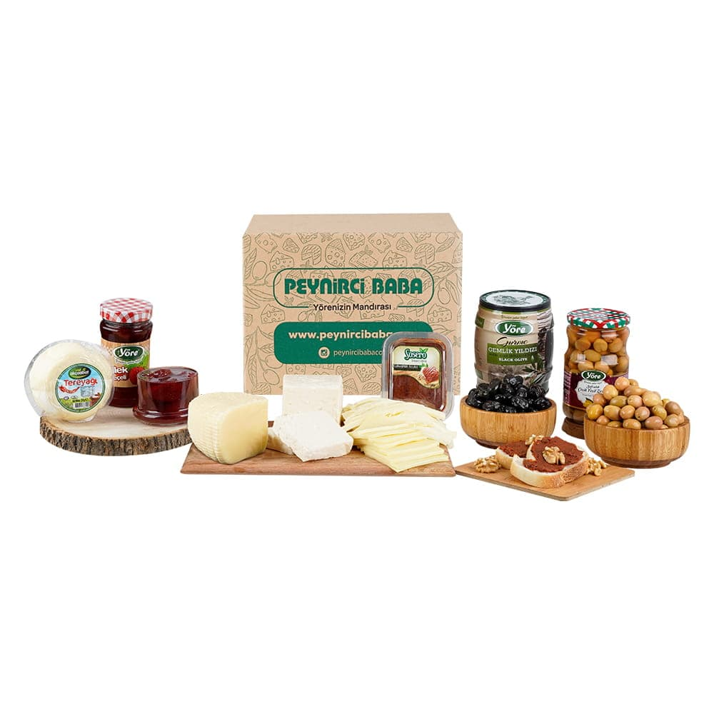 Peynirci Baba Kahvaltı Paketi ürünü