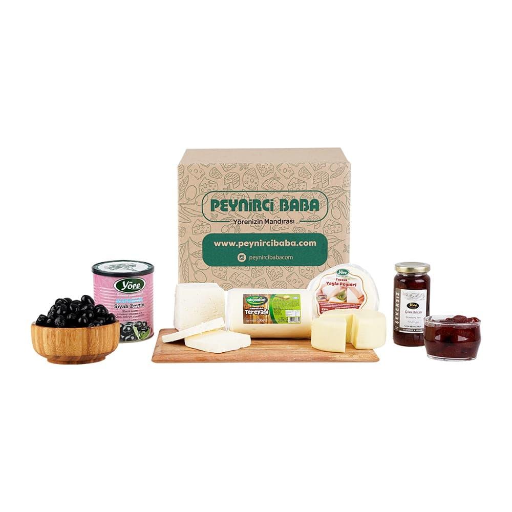 Peynirci Baba Light Paket ürünü